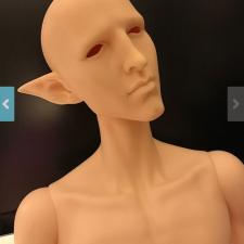 MoDoll продает персонажа Dragon Age - Solasа