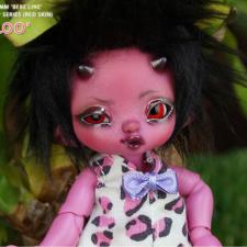 С 29 ноября DollPamm будут продавать: (Red skin) ROO, (Blue skin) BOO, (Yellow skin) YOO