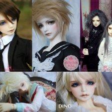 C 5 по 20 декабря Roserin Doll будут продавать новых кукол