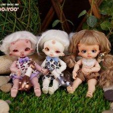 DollPamm с 20 декабря по 16 января будут продавать базовых IMPов