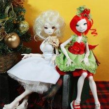Барышня от Demiurge dolls