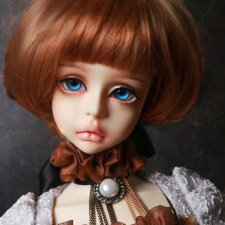 Новая кукла Cassandra у Impldoll