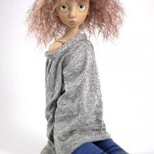 На сайте JpopDolls продается Ginny в цвете Light Tan автора Linda Macario