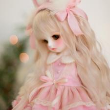 20 декабря в 12:00  Lina ChouChou будет продавать Pompom bunny Melissa