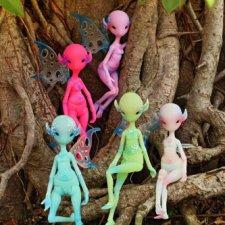 Dream High Studio начнут продавать новые куклы 6 января