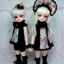 Roserin Doll будут продавать Rodi и Roni