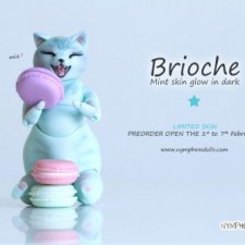 Котик Brioche у Nympheasdolls