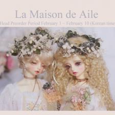 La Maison De Aile будут продавать Aile и к ней в компанию новенькую - Sleeping Aile