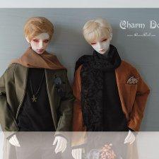 Charm Doll выпустили двух парней 70+ - Яна и Цзяньли-2