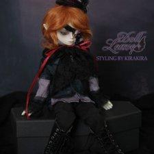 Doll Leaves с 31 марта куклы линий будут продавать с 15% скидкой