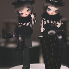 Withdoll продают Tweedledum and Tweedledee  Kaya и Aya