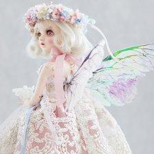 Fairy Popo Gerbera сделанная совместно с OSCAR DOLL, Planetarium и PIPER