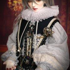 Migidoll скоро будут продавать по аукциону Vampire Miho in Halloween