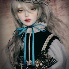 Скоро Migidoll будут продавать по аукциону Vampire Miho in Halloween