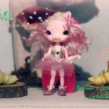 Charles' Creature Cabinet должны открыть продажи MIMI Ginger Flower Bud Faerie