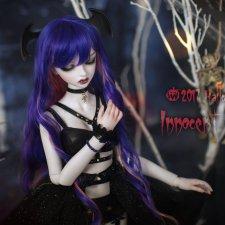 18 октября в 18:00 (KST) Little Monica начнут продавать Innocent Chloe и Vampire Chloe