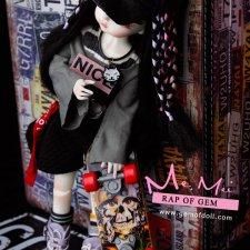 Gem of Doll продают двух новых тиников Me.Mei и Di.D