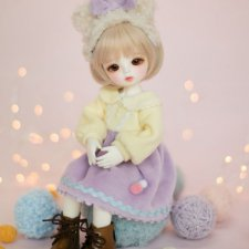 Lina ChouChou будут продавать Cotton candy Cream