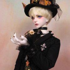 Doll family A продают парня Dumila и двух котиков MiaoMiao и WuWu