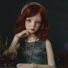 Maskcat Doll продают новую девочку Фрэнсис