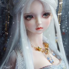 Angell Studio продают лимитную Light snow