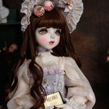 Gem of doll продают кукол Verla и Mary
