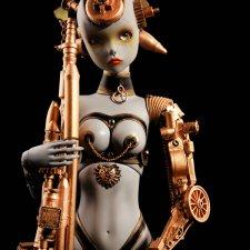 Gem of Doll продают девушку-робота - N11 robot