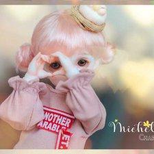 Charm Doll продают девочку с курочкой - Мишель