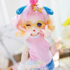 Aimerai выпустили двух новых кукол - Sia и Nya