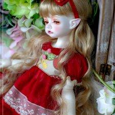 Rosen Lied будут продавать Holiday's Child Basic Bambi и Mignon