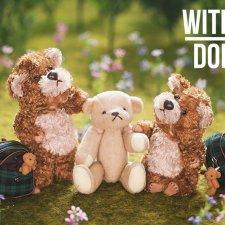Withdoll продают Teddy bear - Rolly и Polly