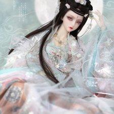 Angell Studio выпустили новую лимитную куклу в линейке Youth - Chang E