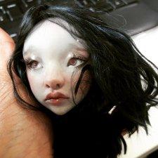 Lillycat работает над новой куклой Misha