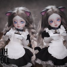 Withdoll продают Cat Witch Nia и Remi
