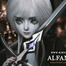 Ringdoll продают Alfanso-Halloween limited