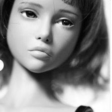 DollShe craft - Диана