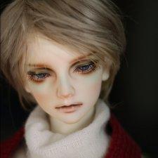 Artist Face-Up Dyuke Poppy-06 от Little Monica