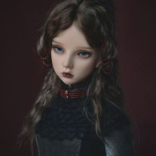 Astrid от Maskcatdoll