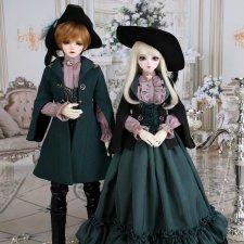 LUTS - Black и Jean