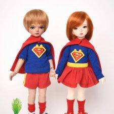 Raccoondoll - Super Noah и Nari