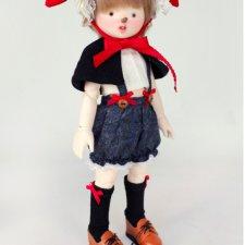 Little Monica - Pinocchio Audrey