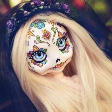 Misterminou Doll - Skully