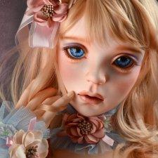 Dollmore - Blue Riding Hood Lumie