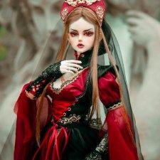 Dika Doll - Katharine