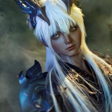 Loongsoul - Evil Creature Qiong Qi Beast Version