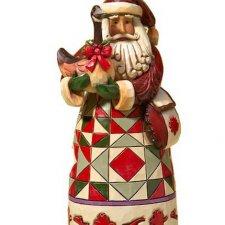 Санта Клаусы от Jim Shore Santas, коллекция Вокруг света