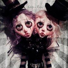 Мрачные куклы Anima ex Manus Art dolls