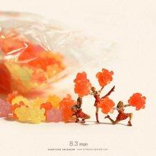 Маленький мир японского художника Татсуйя Танака