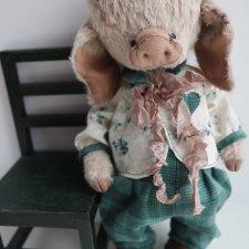 Поросенок  с выкройкой игрушки от Ирины Труничевой