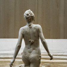 Деревянная скульптура. Процесс создания